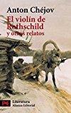Portada de EL VIOLIN DE ROTHSCHILD Y OTROS RELATOS