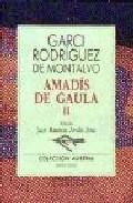 Portada de AMADIS DE GAULA