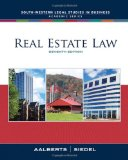 Portada de REAL ESTATE LAW (SOUTH-WESTERN LEGAL STUDIES IN BUSINESS ACADEMIC)
