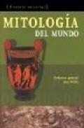 Portada de MITOLOGIA DEL MUNDO