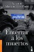 Portada de ENTERRAR A LOS MUERTOS