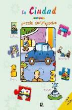Portada de LA CIUDAD (PUZZLE ENCICLOPEDIA)