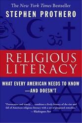 Portada de RELIGIOUS LITERACY