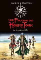 Portada de LOS PIRATAS DE HONKY TONK