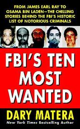Portada de FBI'S TEN MOST WANTED