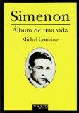 Portada de SIMENON: ALBUM DE UNA VIDA