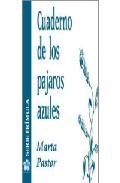 Portada de CUADERNO DE LOS PAJAROS AZULES