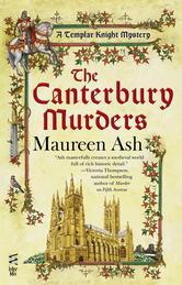 Portada de THE CANTERBURY MURDERS