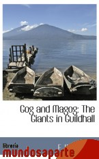 Portada de GOG AND MAGOG: THE GIANTS IN GUILDHALL