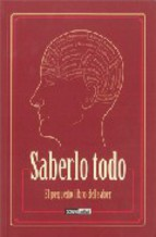 Portada de SABERLO TODO: EL PEQUEÑO LIBRO DEL SABER