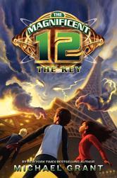 Portada de THE MAGNIFICENT 12: THE KEY