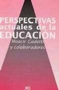 Portada de PERSPECTIVAS ACTUALES DE LA EDUCACION