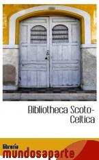 Portada de BIBLIOTHECA SCOTO-CELTICA
