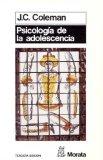 Portada de PSICOLOGIA DE LA ADOLESCENCIA