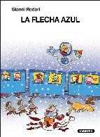 Portada de LA FLECHA AZUL