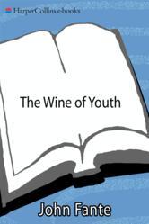 Portada de THE WINE OF YOUTH