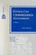 Portada de CODIGO CIVIL Y JURISPRUDENCIA CONCORDADA