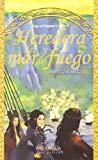Portada de HEREDERA DEL MAR Y DEL FUEGO: JUEGO DE ENIGMAS