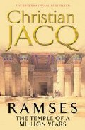 Portada de RAMSES: THE TEMPLE OF A MILLION YEARS