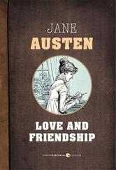 Portada de LOVE AND FRIENDSHIP
