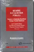 Portada de SIEMPRE LA HACIENDA PUBLICA