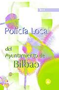 Portada de TEST POLICIA LOCAL DEL AYUNTAMIENTO DE BILBAO