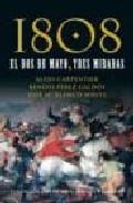 Portada de 1808: EL DOS DE MAYO, TRES MIRADAS