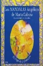Portada de LOS MANDALAS ANGELICOS DE MARTA CABEZA