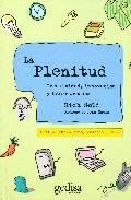 Portada de LA PLENITUD: CREATIVIDAD, INNOVACION Y COSAS