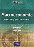 Portada de MACROECONOMIA: CUESTIONES Y EJERCICIOS RESUELTOS