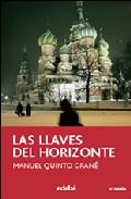 Portada de LAS LLAVES DEL HORIZONTE