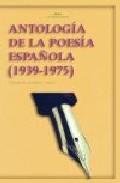 Portada de ANTOLOGIA DE LA POESIA ESPAÑOLA