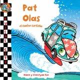 Portada de BUJIAS CITY: PAT OLAS, EL COCHE SURFISTA