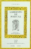 Portada de LABERINTO DE FORTUNA
