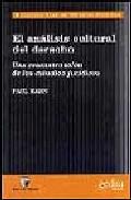 Portada de EL ANALISIS CULTURAL DEL DERECHO: UNA RECONSTRUCCION DE LOS ESTUDIOS JURIDICOS