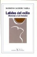 Portada de LATIDOS DEL EXILIO: HOMENAJE A LUIS CERNUDA