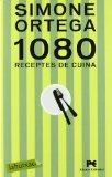 Portada de 1080 RECEPTES DE CUINA