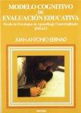 Portada de MODELO COGNITIVO DE EVALUACION EDUCATIVA: ESCALA DE ESTRATEGIAS DE APRENDIZAJE CONTEXTUAL