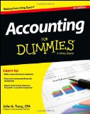 Portada de ACCOUNTING FOR DUMMIES