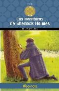 Portada de LAS AVENTURAS DE SHERLOCK HOLMES - EBOOK