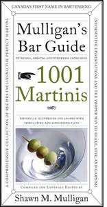 Portada de 1001 MARTINIS