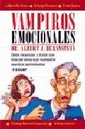 Portada de VAMPIROS EMOCIONALES