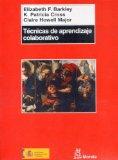Portada de TECNICAS DE APRENDIZAJE COLABORATIVO:MANUAL PARA EL PROFESORADO UNIVERSITARIO