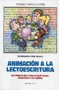 Portada de ANIMACION A LA LECTOESCRITURA