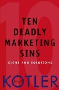 Portada de THE TEN DEADLY MARKETING SINS: SIGNS AND SOLUTIONS