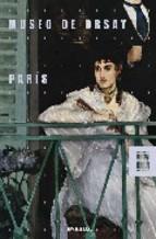 Portada de MUSEO DE ORSAY. PARIS