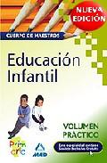 Portada de CUERPO DE MAESTROS. EDUCACION INFANTIL. VOLUMEN PRACTICO