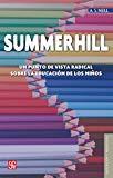 Portada de SUMMERHILL: UN PUNTO DE VISTA RADICAL SOBRE LA EDUCACION DE LOS NIÑOS