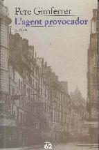 Portada de L'AGENT PROVOCADOR (EBOOK)