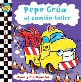 Portada de BUJIAS CITY: PEPE GRUA, EL CAMION TALLER